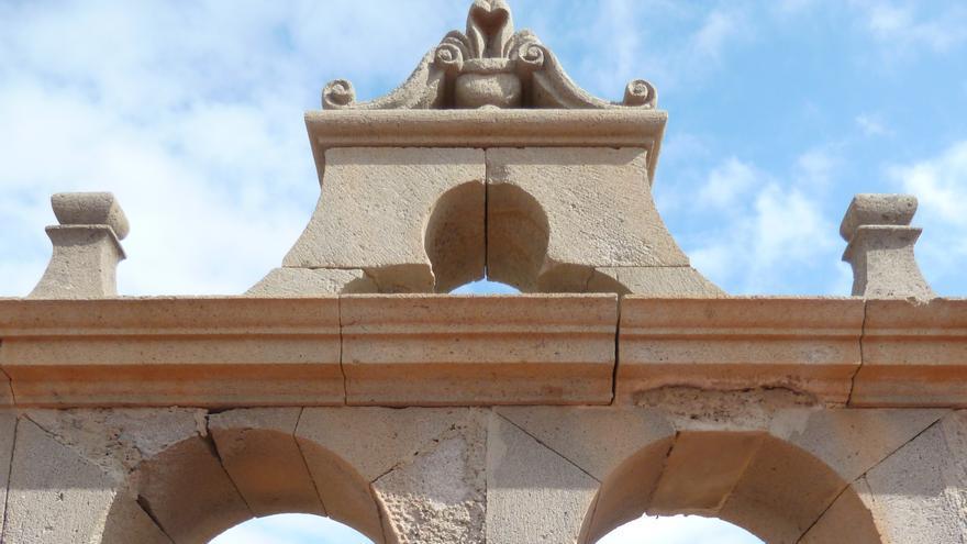 Campanas del antiguo hospital de San Martin de Las Palmas 1868. (Cedida a Canarias Ahora).