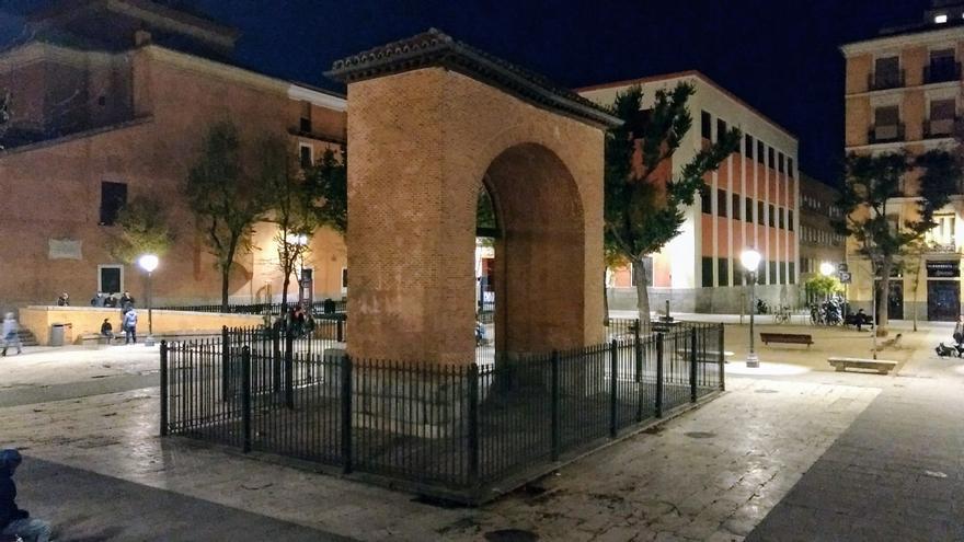 Plaza del Dos de Mayo | Archivo SOMOS MALASAÑA