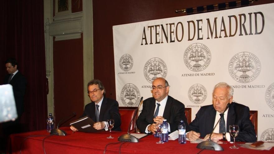 """Margallo avisa de que """"el partido"""" de Cataluña """"se juega fuera"""" porque """"el problema es la repercusión"""""""