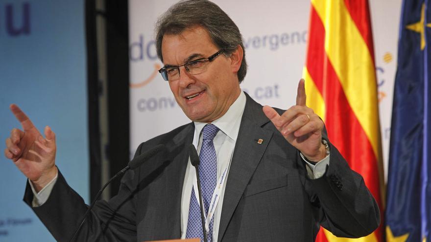 """Mas dice que Cataluña """"hará su camino"""" y crea el """"embrión"""" de una Hacienda propia"""