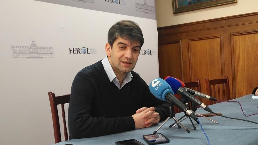 """El alcalde de Ferrol remarca que """"no permitirán"""" que los restos de Franco se trasladen al panteón de la ciudad"""