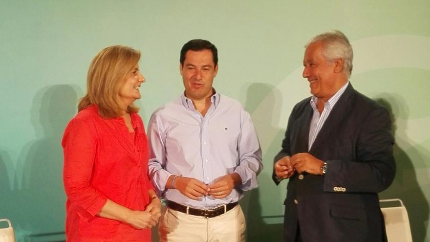El PP-A reúne este sábado en Córdoba a Montoro, Zoido y Báñez, tres ministros andaluces de Rajoy
