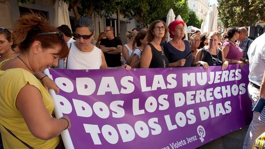 Aumentan las denuncias por violencia de género un 13 % en el segundo semestre