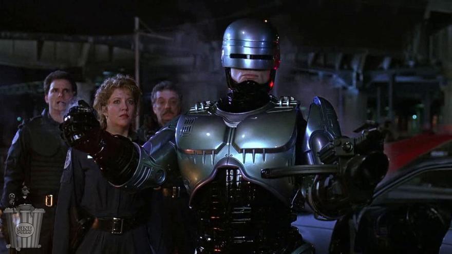 Fotograma de 'Robocop 3'. Orion Pictures.