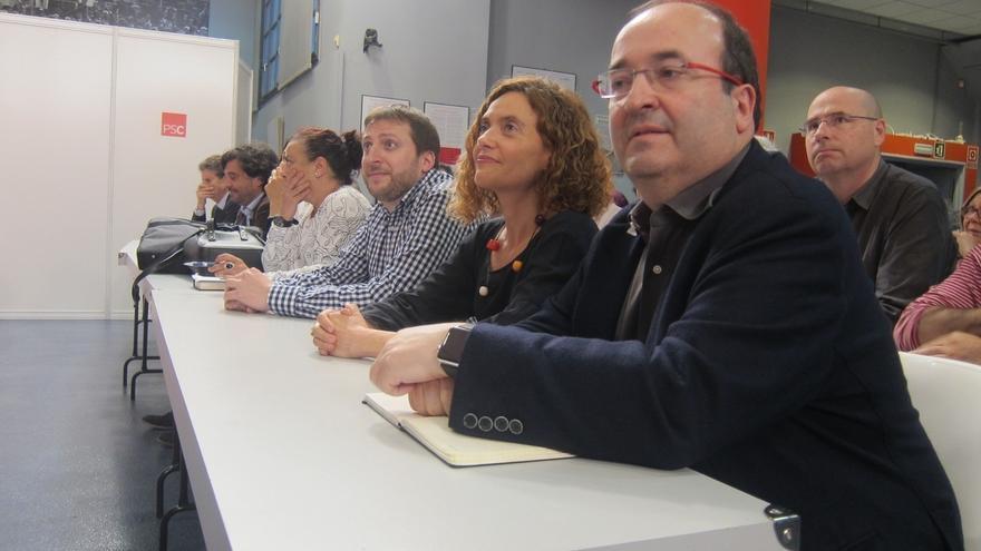 """Meritxell Batet: """"Cataluña es imprescindible"""" para que el PSOE pueda gobernar España"""