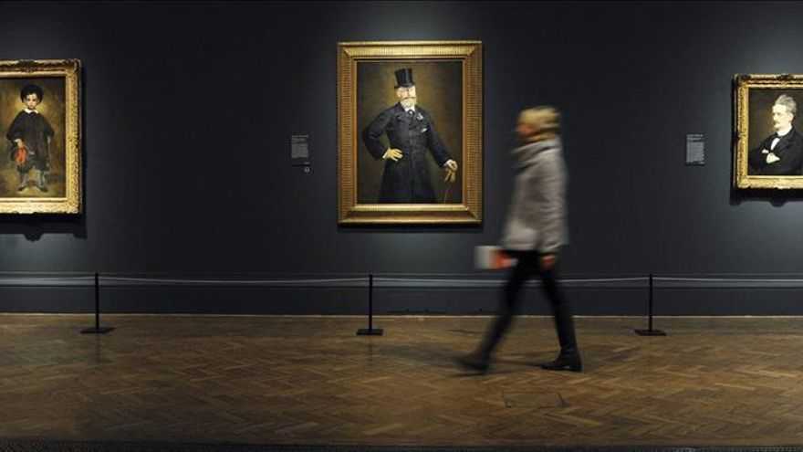 Una exposición explora cómo Manet usó el retrato para capturar la vida