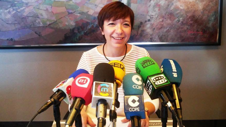 Rosa Melchor, alcaldesa socialista de Alcázar de San Juan