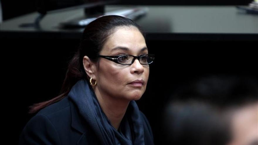 La exvicepresidenta de Guatemala debe seguir hospitalizada, según juez
