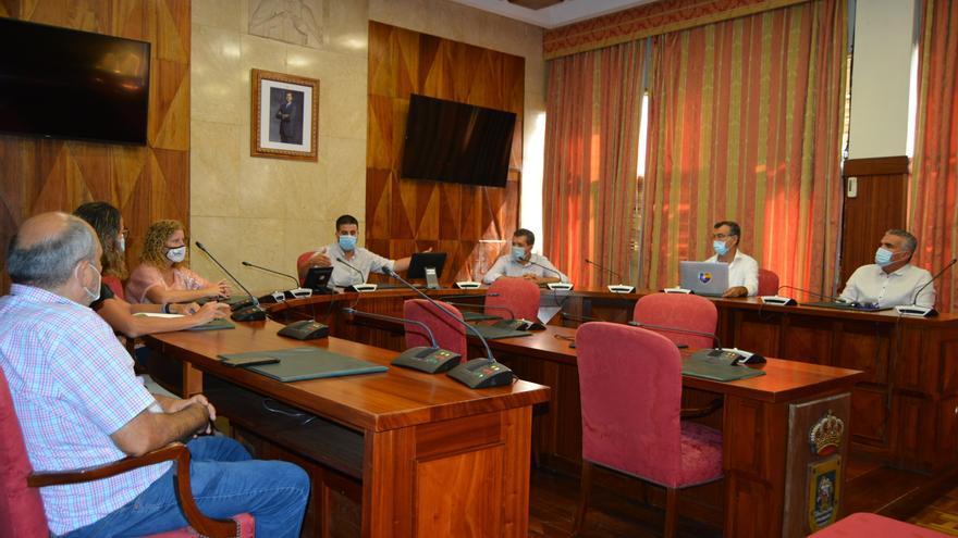 La actualización del proyecto de la estación de guaguas de la capita estará terminada en un mes y las obras podrán comenzar el próximo año