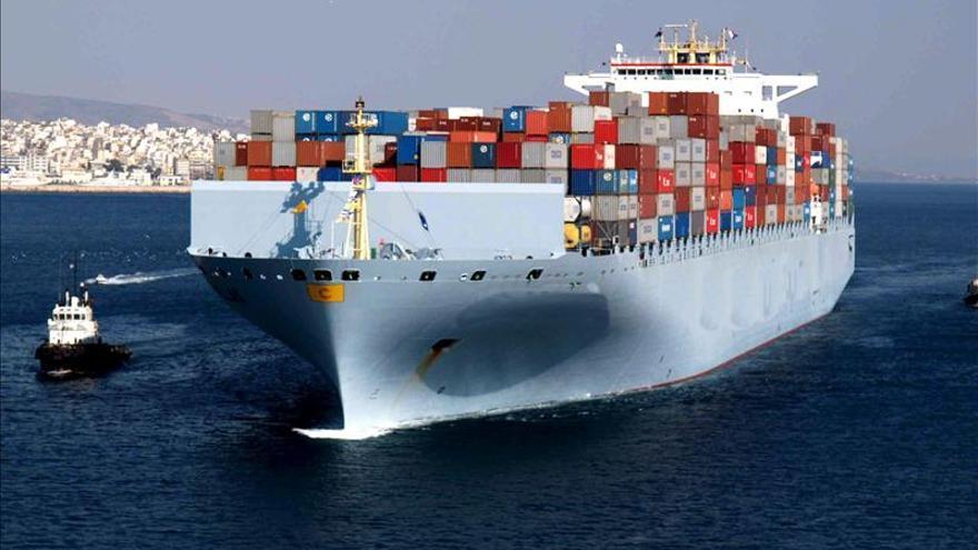 El déficit comercial de EE.UU. se redujo un 12,4 por ciento en noviembre