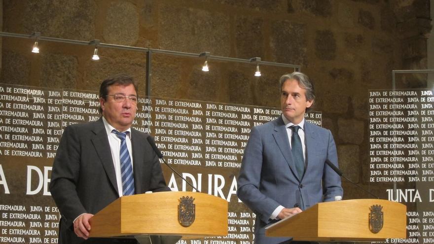 """Vara augura que la concentración en Madrid por un tren digno será un """"éxito"""" e incide en que """"no va contra nadie"""""""