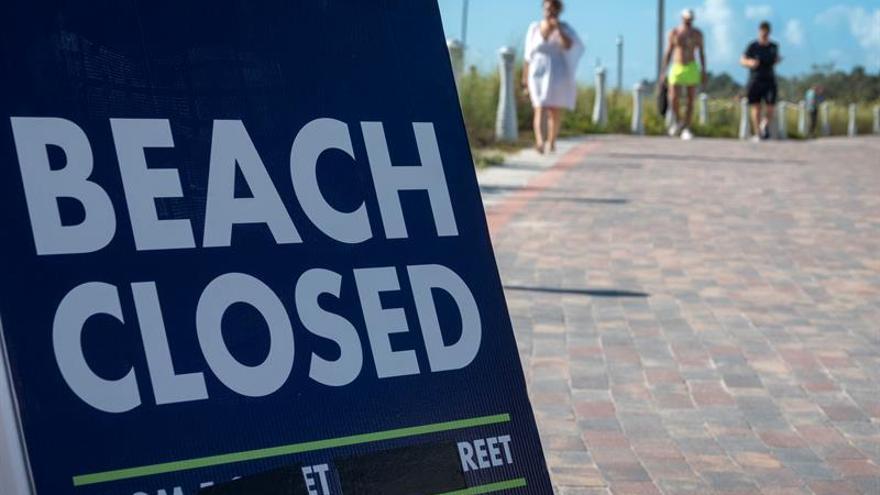 Los Cayos de Florida cierran para los visitantes por el coronavirus