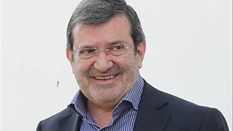 Santiago Llorente, director deportivo del CD Tenerife. (ACFI PRESS)