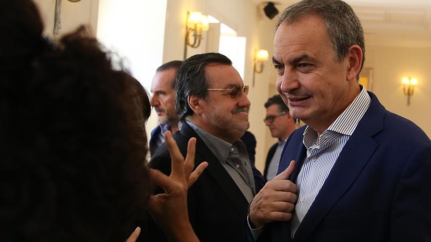 """Zapatero dice a los independentistas que """"saben adónde no pueden volver a ir"""""""