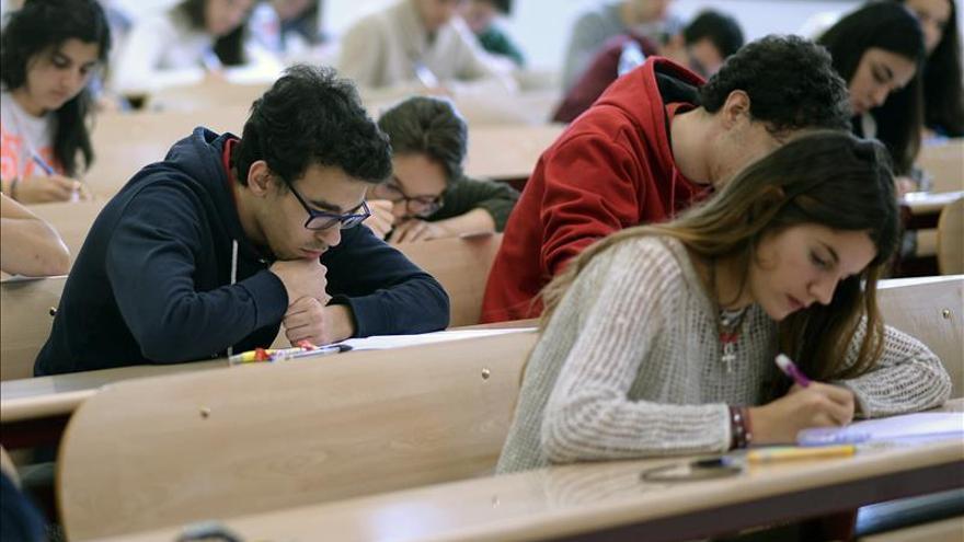 La mitad de los bachilleres no elegirá la carrera universitaria por vocación