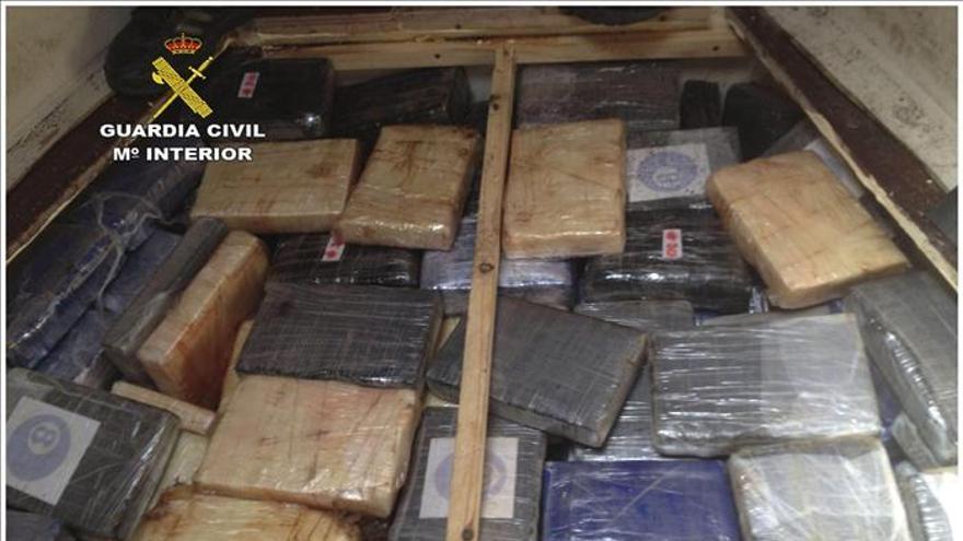 Veintisiete detenidos en una operación antidroga en España y Portugal