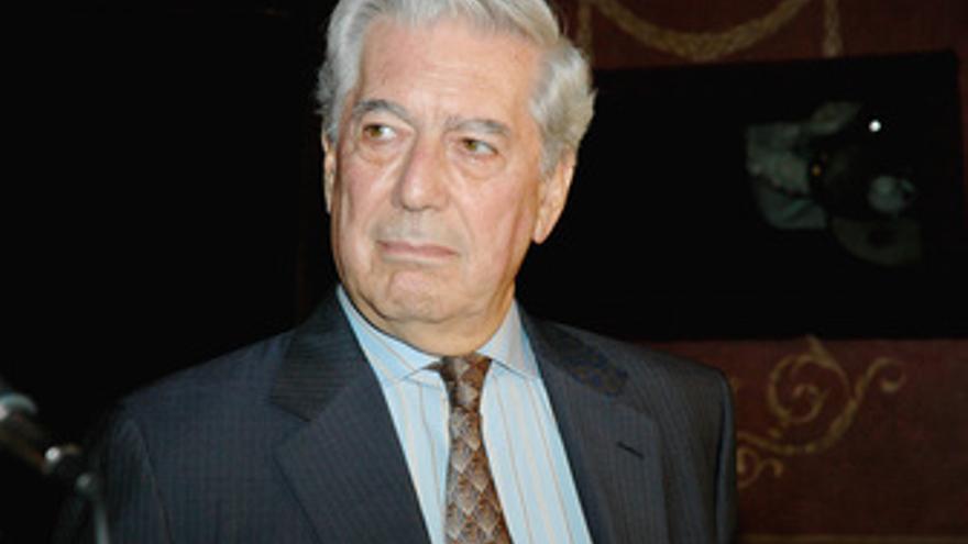 Mario Vargas Llosa Nobel de Literatura 2010