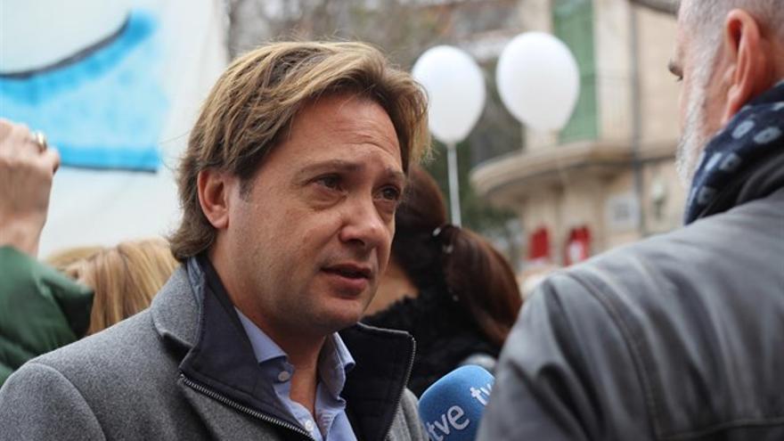Jorge Campos, presidente de la antigua Fundación Círculo Balear
