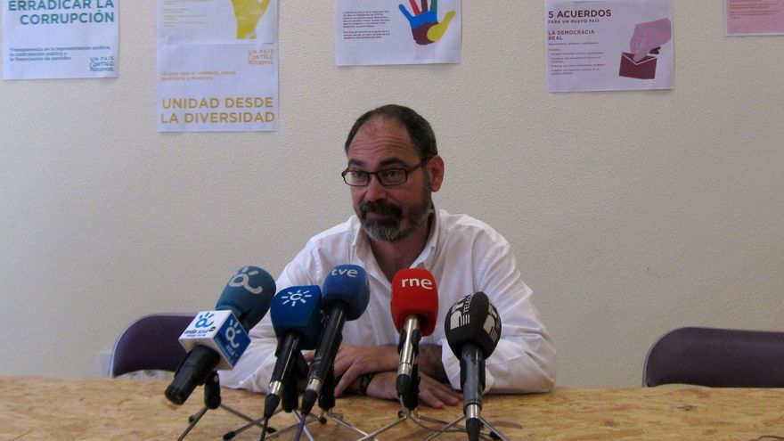 Alberto Montero dimite como secretario general de Podemos de Málaga