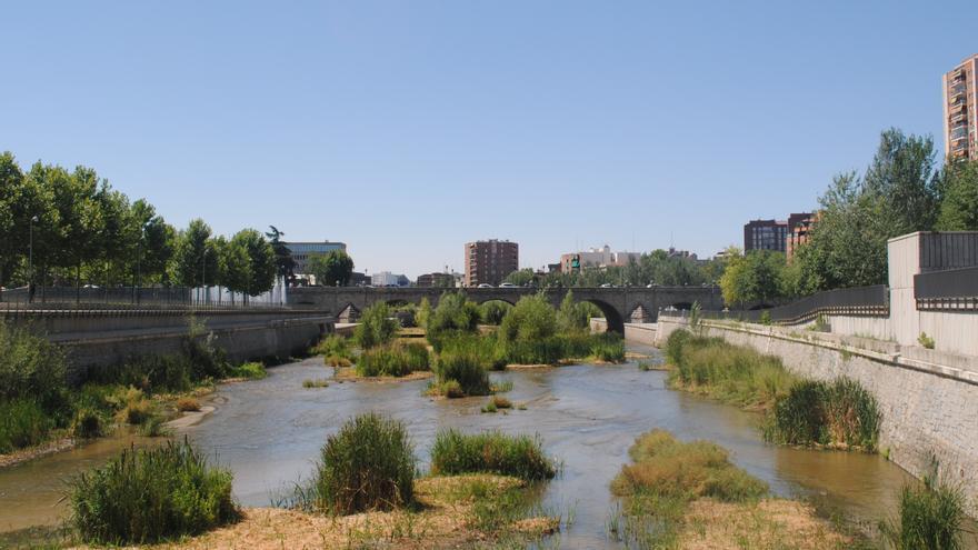 Vista del río Manzanares / Constanza Lambertucci