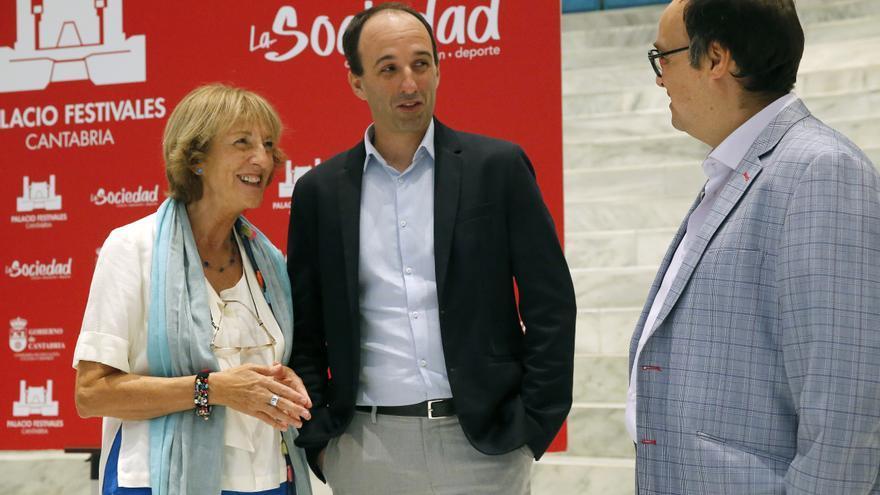 Presentación de la programación del Palacio de Festivales. | LARA REVILLA