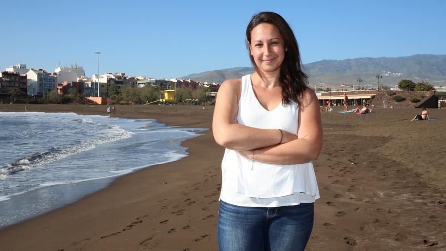 arolina Peña, doctora en Gestión Costera e integrante del Grupo de Investigación de Geografía Física y Medioambiente del Instituto de Oceanografía y Cambio Global (IOCAG) de la Universidad de Las Palmas de Gran Canaria (ULPGC)