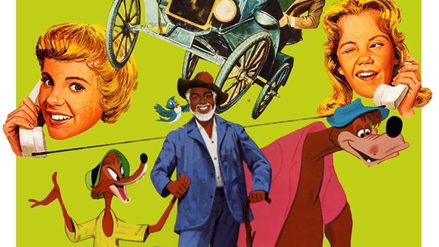 Portada 'La otra Disney Volumen uno (1946-1967)'
