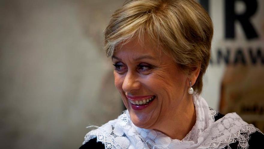 La soprano neozelandesa Kiri Te Kanawa anuncia su retirada