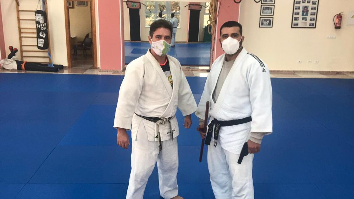 David Pérez y Lupicino Díaz.