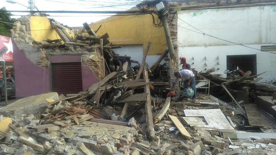 El sismo de México es de un tipo más peligroso de lo habitual