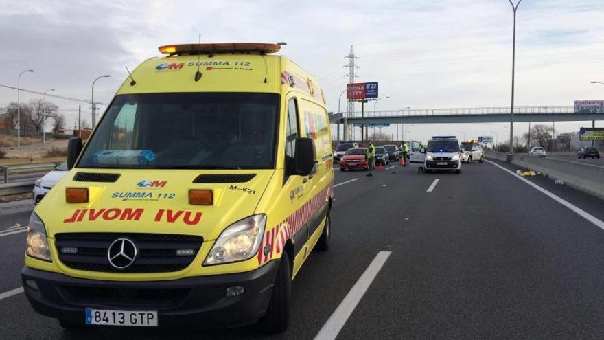 Detenido por la muerte de una mujer en San Sebastián de los Reyes (Madrid)
