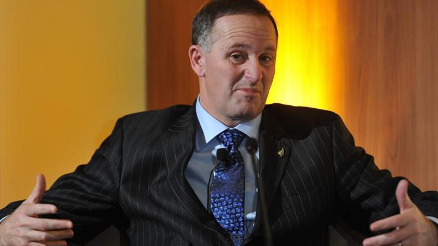 John Key anuncia su dimisión al cargo de primer ministro de Nueva Zelanda