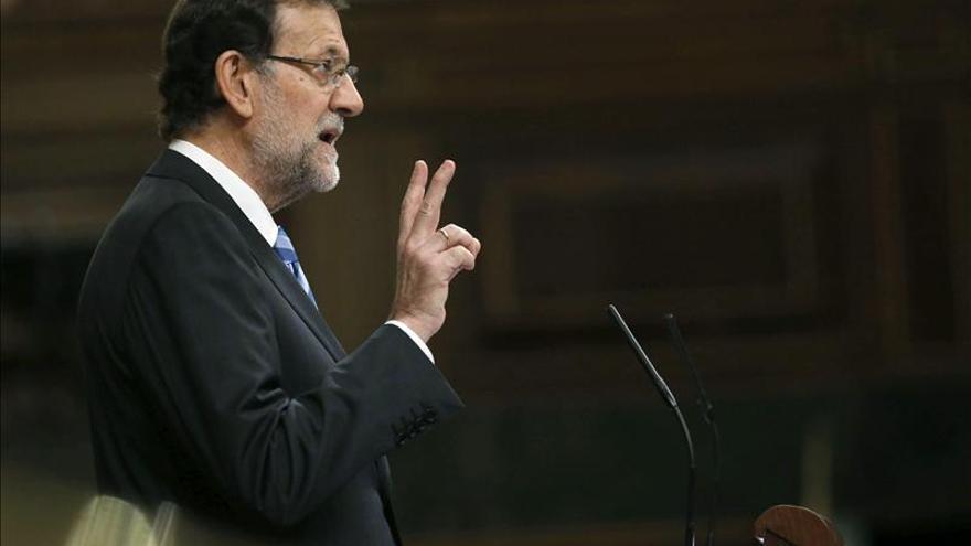 """El Gobierno cree que los datos económicos """"dan oxígeno"""" ante el ecuador de la legislatura"""