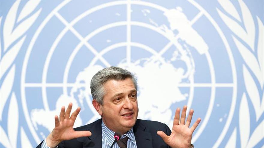 El alto comisionado de la ONU analizará el desplazamiento de los centroamericanos