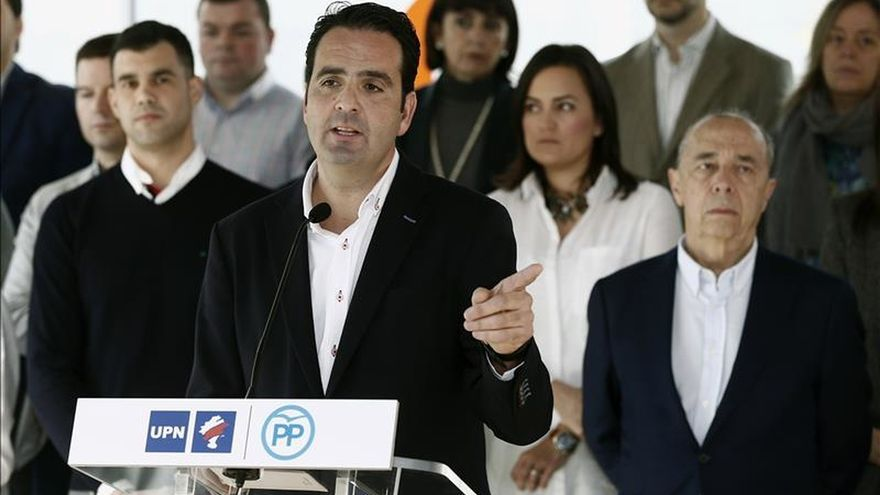 UPN-PP: Siempre vamos a anteponer el régimen foral, es innegociable