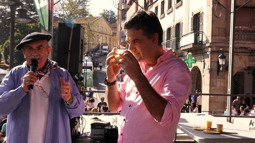 El Restaurante Mendata Berria de Bilbao gana la subasta del queso ... - eldiario.es