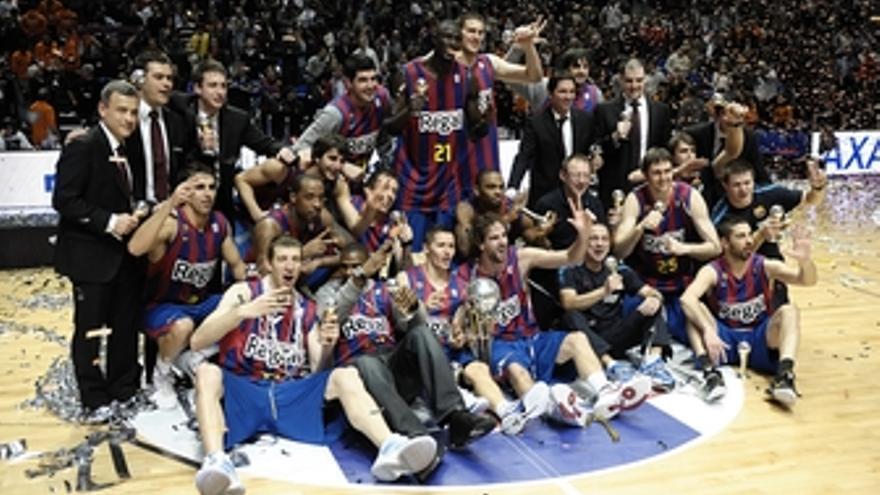 FC Barcelona, campeón de la Copa del Rey