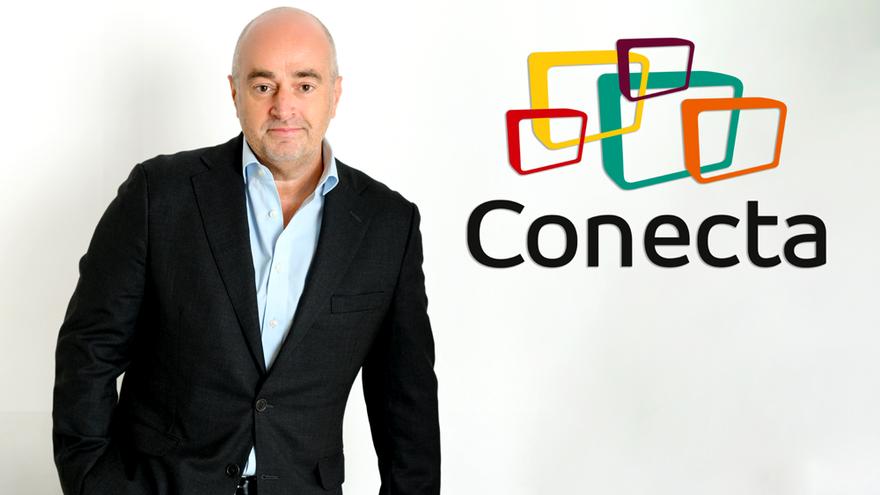 Manuel Balsera, nuevo presidente de Conecta