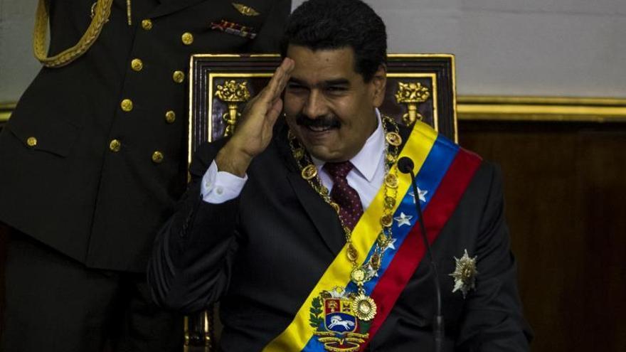 """Maduro anuncia una """"pronta"""" reunión con el presidente iraní para profundizar nexos"""