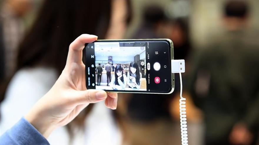 Samsung lanza su nuevo Galaxy S10 e inaugura la era del 5G en Corea del Sur