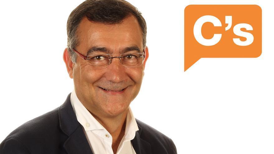 Juan Arturo San Gil es concejal de Ciudadanos.