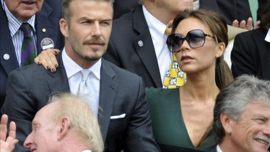 Los Beckham se compran una casa en Londres por 48 millones de euros