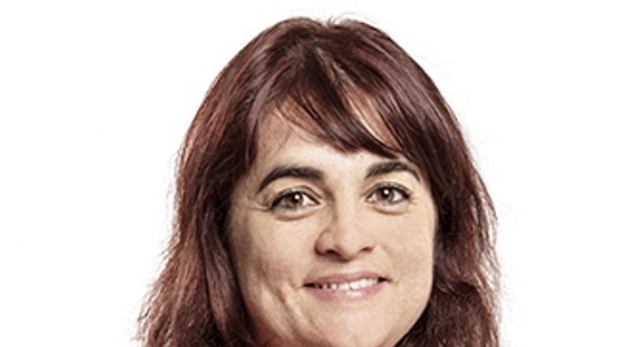 Lidia Carrillo González, concejala del Ayuntamiento de Tegueste.
