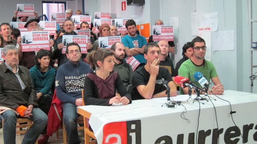 Ateak Ireki analiza si recurrir el auto de cierre de su web y convoca una concentración en Pamplona contra la decisión