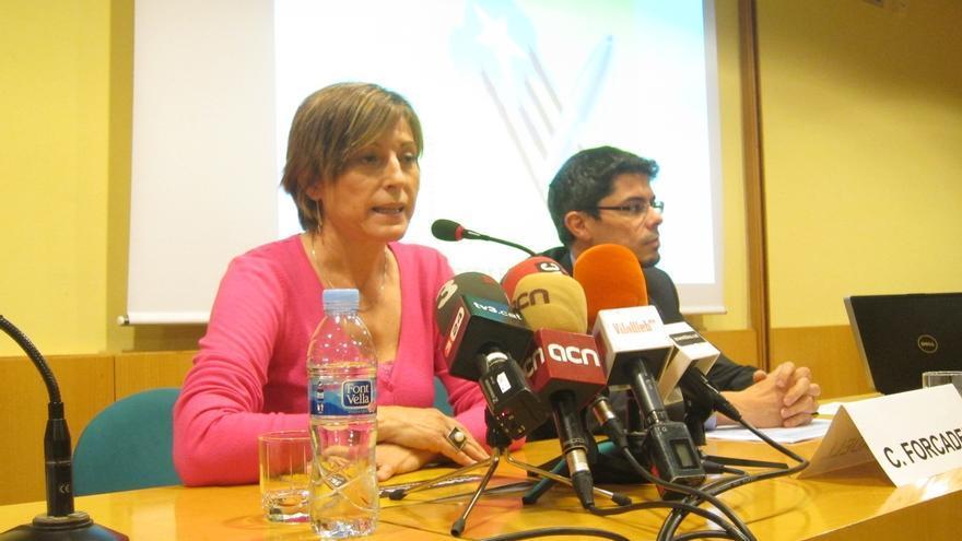 Lanzan una campaña para lograr la independencia unilateral de Cataluña si falla la consulta de autodeterminación