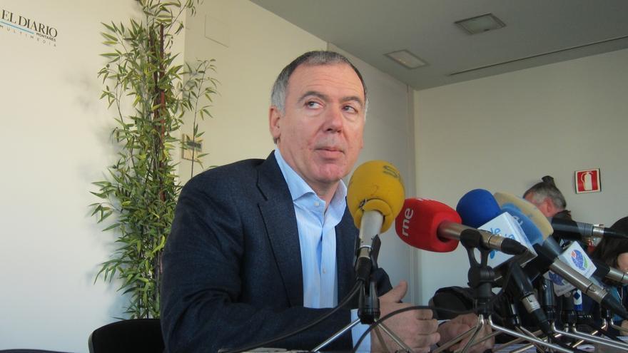 Vidal De la Peña espera que el Gobierno cumpla y presente a CEOE y sindicatos el presupuesto antes de aprobarlo