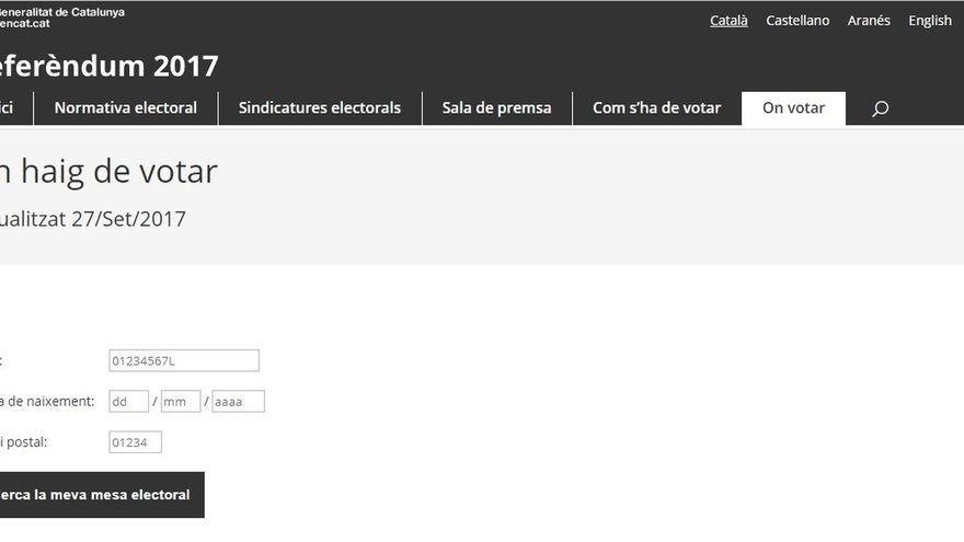 Junqueras anuncia una cuenta de Twitter que informa sobre dónde votar