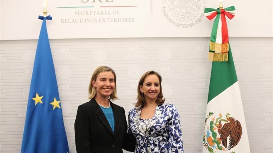 """Actualización de Acuerdo Global México-UE se hará a la """"máxima velocidad"""""""