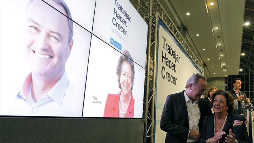 Alberto Fabra pide votar al PPCV por la confianza que ofrece y para generar progreso
