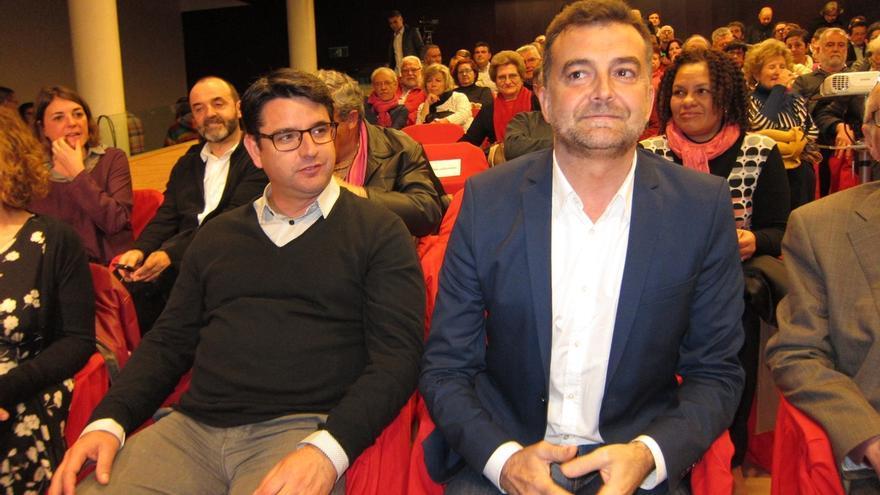 """Maíllo afirma que IU """"es necesaria"""" en el Congreso y espera reforzarla desde Andalucía"""
